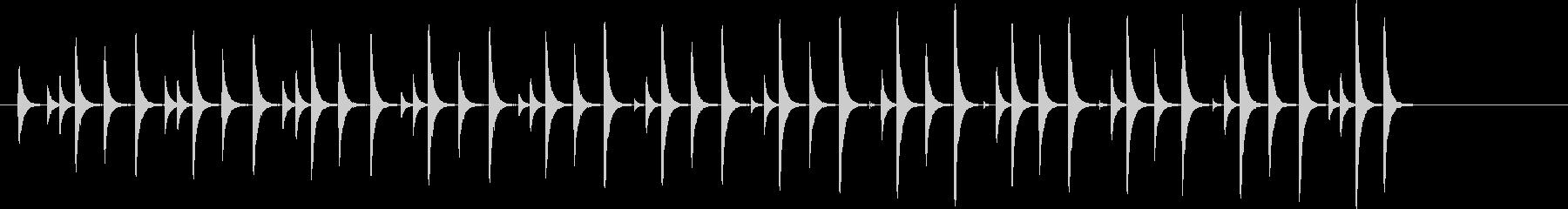 ボンゴドラム:マーチングリズム、マ...の未再生の波形
