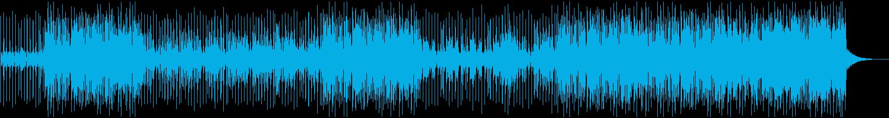 色っぽくも寂しい大人のピアノポップ曲の再生済みの波形