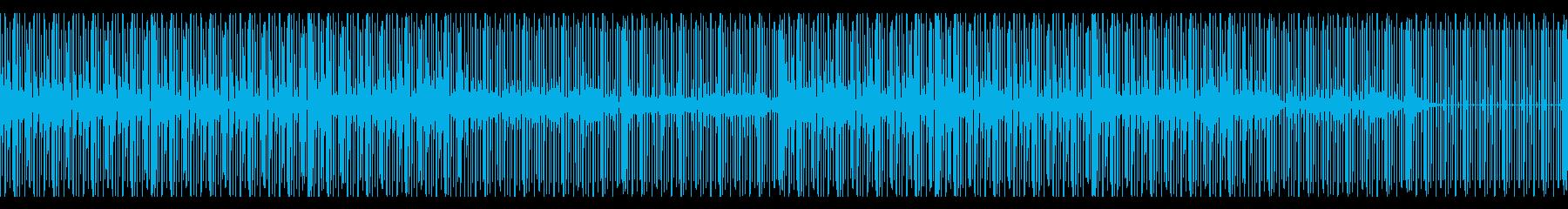 Vlog!おしゃれキラキラpopの再生済みの波形