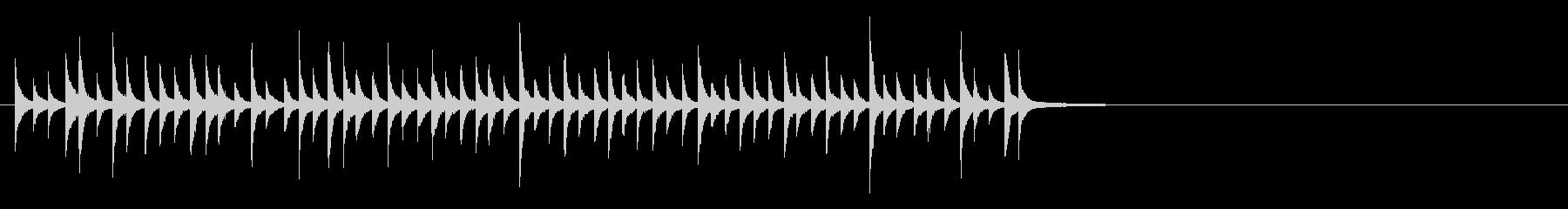 アイアンディナートライアングルベル...の未再生の波形