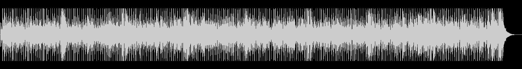 軽快なマンドリンカントリーの未再生の波形