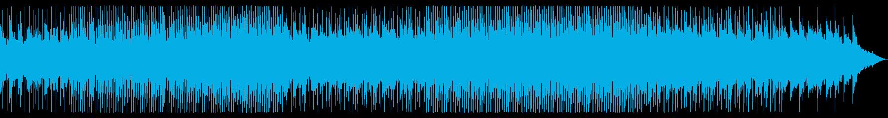 爽やか元気な楽曲プロフィールビデオ等にの再生済みの波形