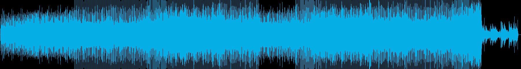 スイング、スキャット、ベース、ブラ...の再生済みの波形