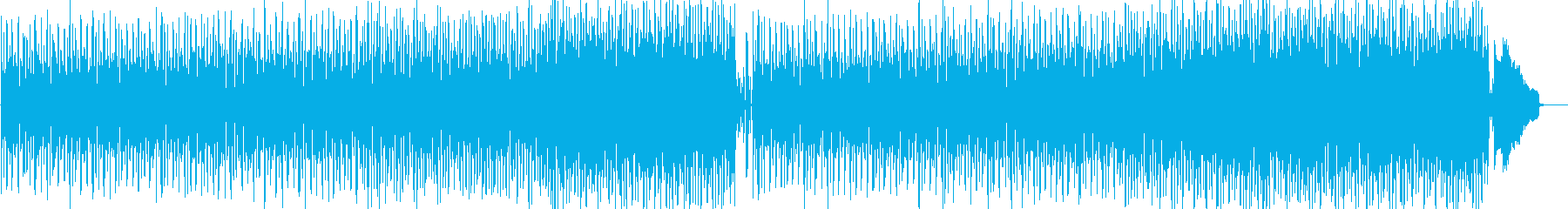 Lo-Fiビートファンキーなヒップホップの再生済みの波形