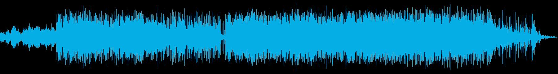 フュージョン サスペンス 説明的 ...の再生済みの波形