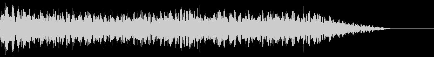 【ダーク】ホラー・サウンドスケイプ_09の未再生の波形