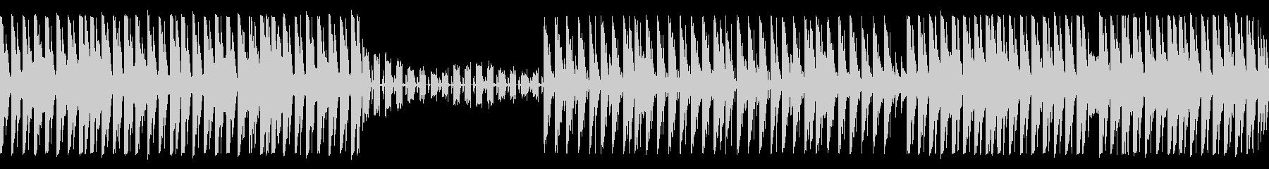 【ループ・Lead抜】可愛らしいEDMの未再生の波形