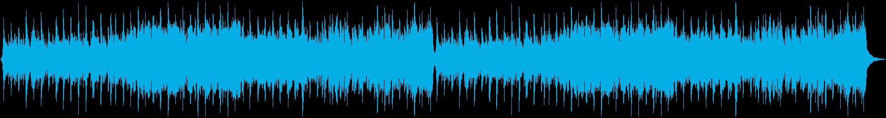 中世の切ない古楽の再生済みの波形