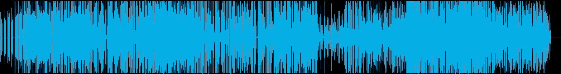 Tamurouの再生済みの波形