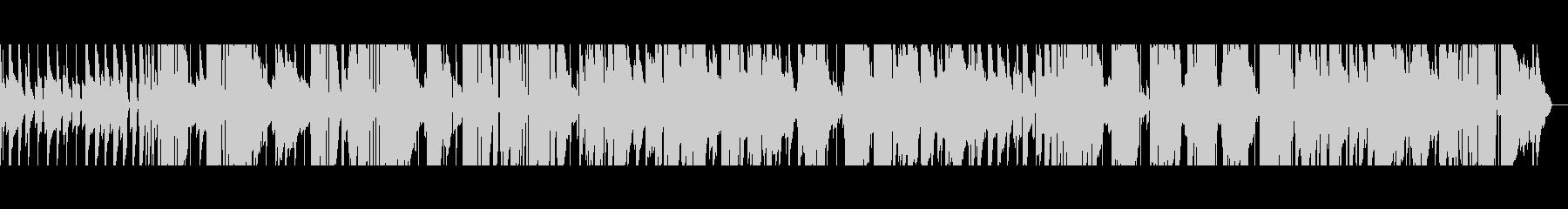 【短いVer】渋いブルースの未再生の波形