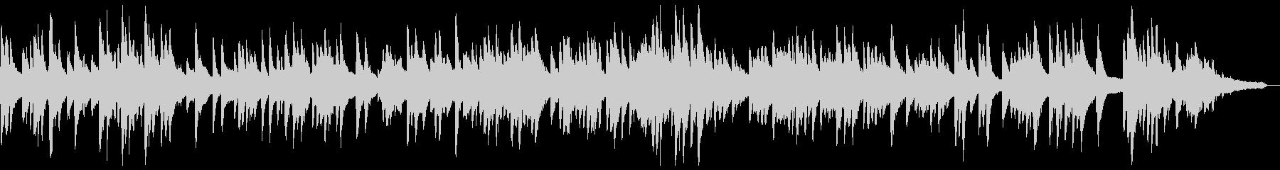 赤とんぼ ピアノソロ BGM 伴奏の未再生の波形