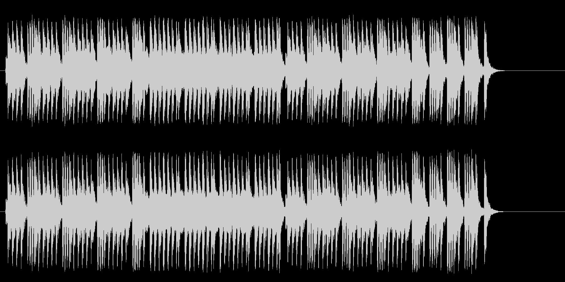 小さなバレリーナを描いたセミクラシックの未再生の波形