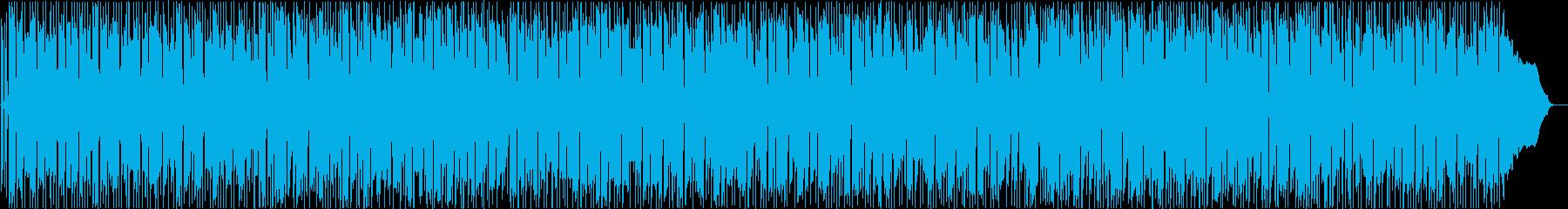 LOST PLANETの再生済みの波形
