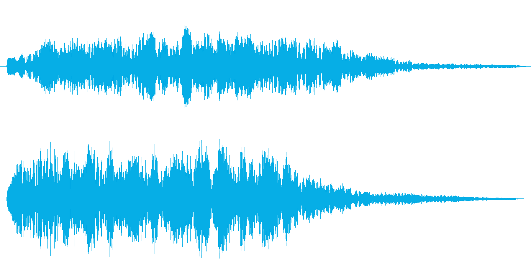 パッド SF不思議な惑星07の再生済みの波形