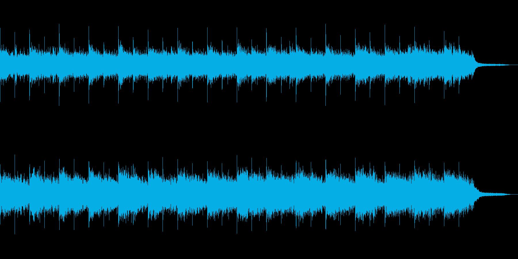 かぐや姫 平安時代 和風の音楽の再生済みの波形