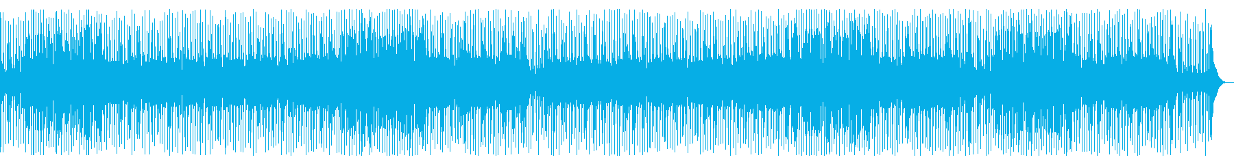 口笛が印象的な元気になれる作品の再生済みの波形