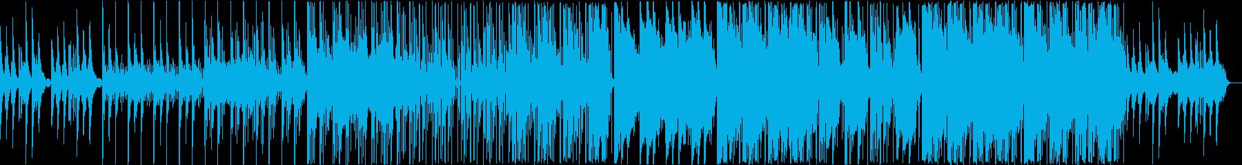 pianoの旋律が美しいバラードの再生済みの波形