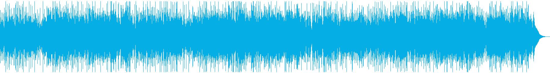 ほのぼのマンドリン、カントリーフォークの再生済みの波形