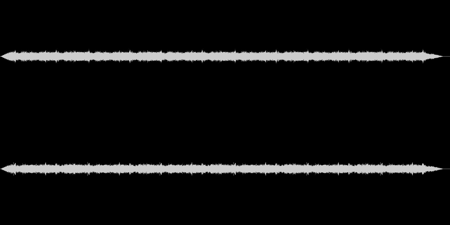 【秋の虫 生録 環境01-2】の未再生の波形