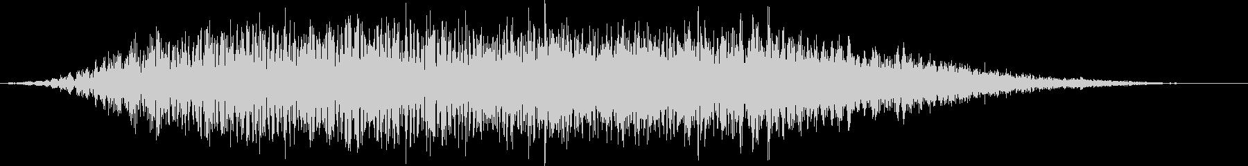 【物音】 シート テーブル 動かす 05の未再生の波形
