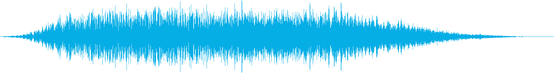 【物音】 シート テーブル 動かす 05の再生済みの波形