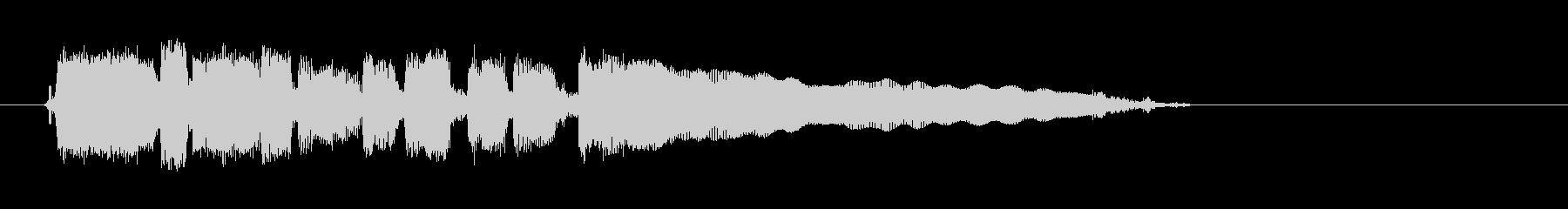 ブルースギター-ショートソロ1-ブ...の未再生の波形