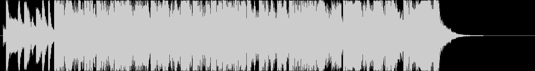 怪しいインド風トラップ・ヒップホップeの未再生の波形