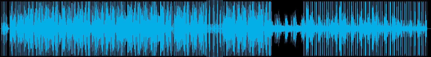 ミドルスクールなピアノが渋いHIPHOPの再生済みの波形