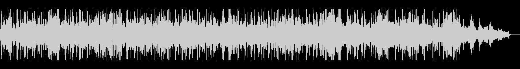 切ないブルース(インスト)の未再生の波形