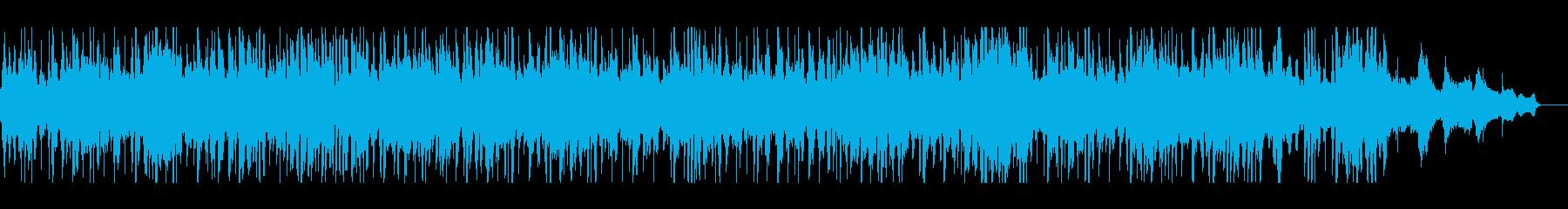 切ないブルース(インスト)の再生済みの波形
