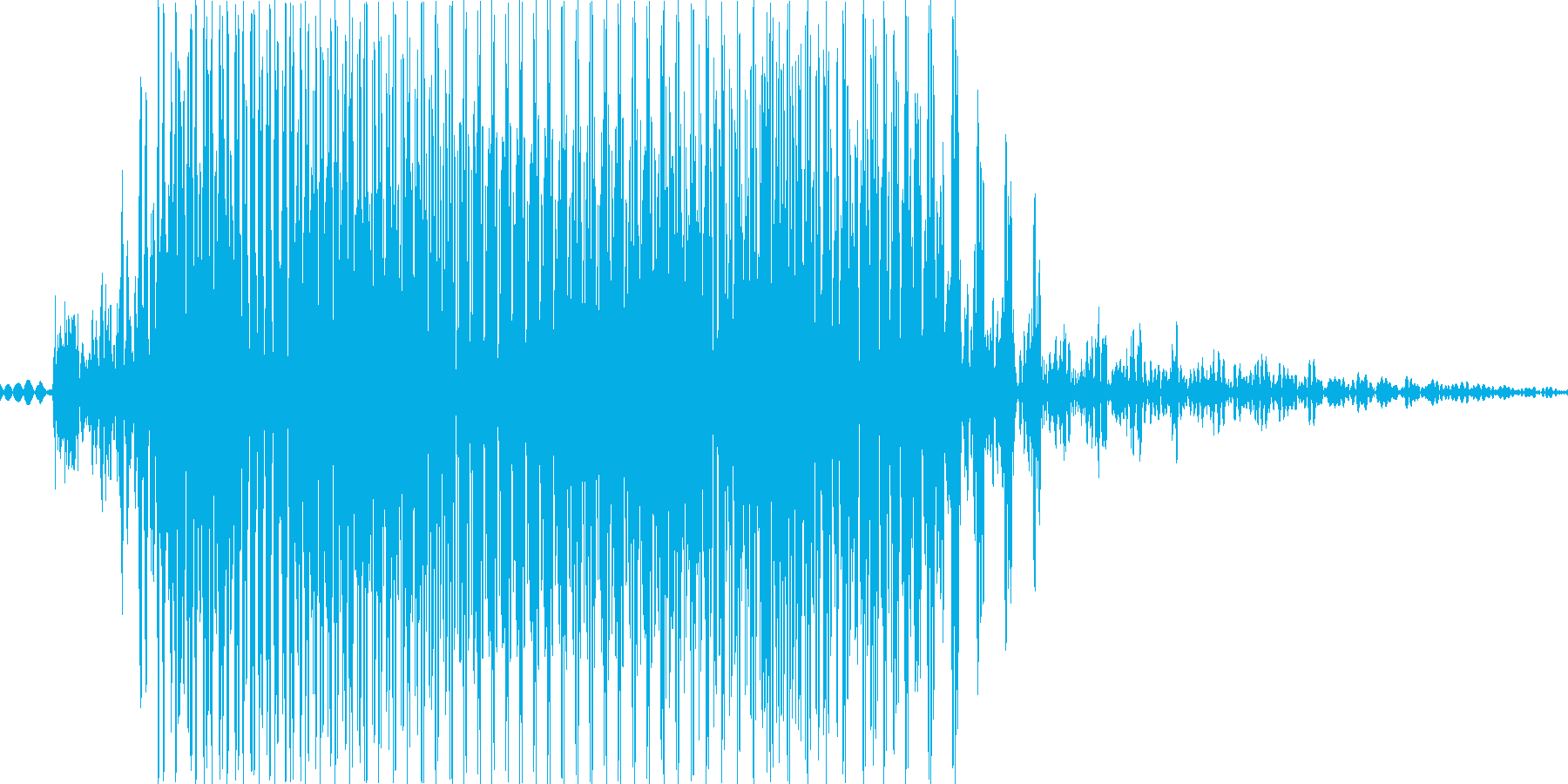 5(ご)の再生済みの波形