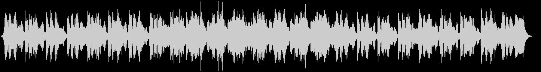 緊張感のあるEpicオーケストラ/速めの未再生の波形