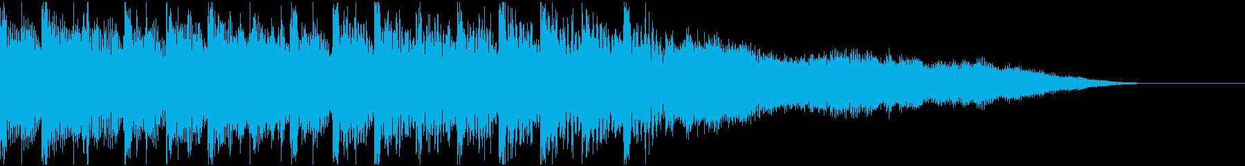 企業VP,コーポレート,さわやか,15秒の再生済みの波形