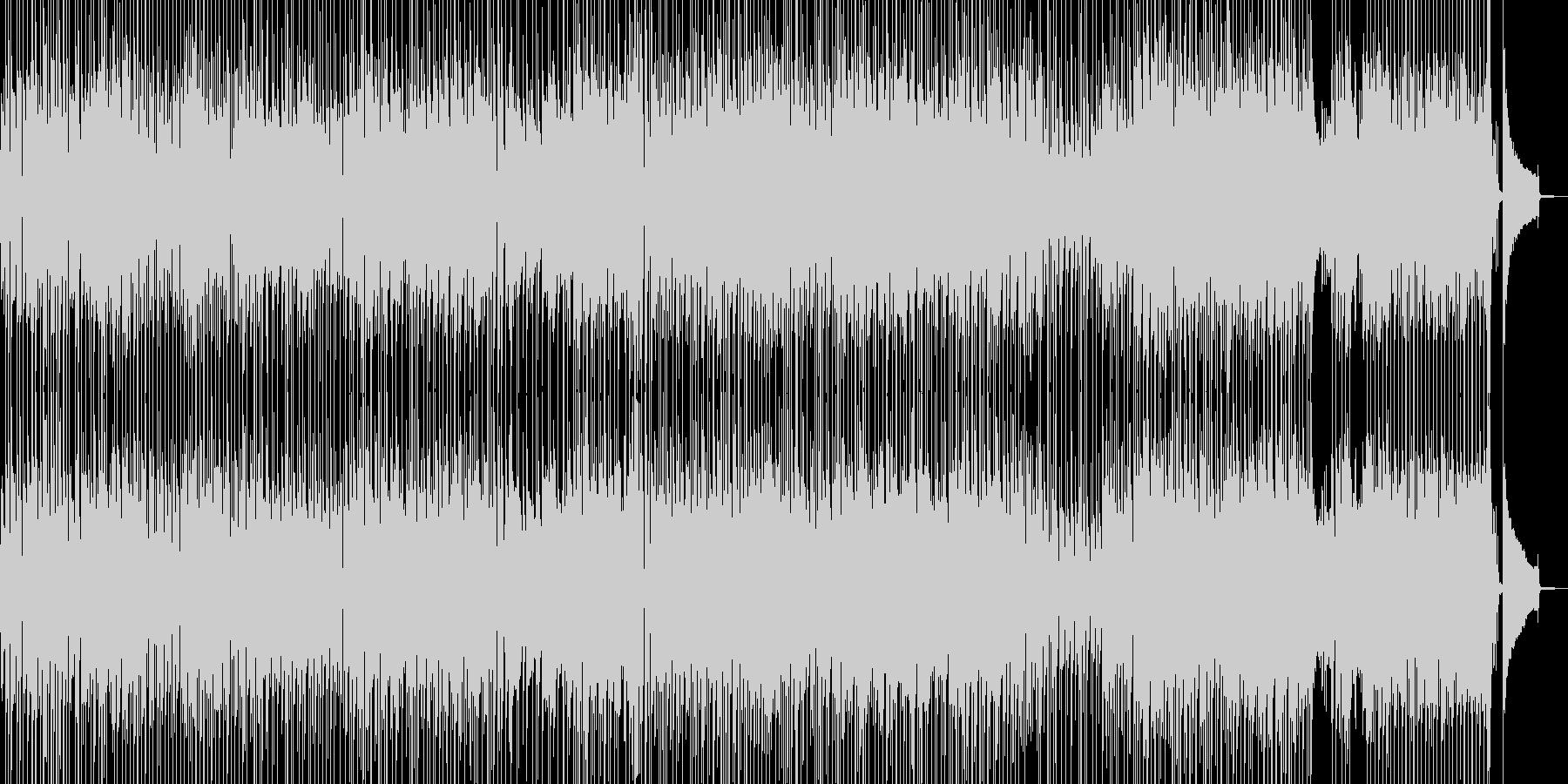 田舎の雰囲気を彩る楽しいポップス 短尺★の未再生の波形