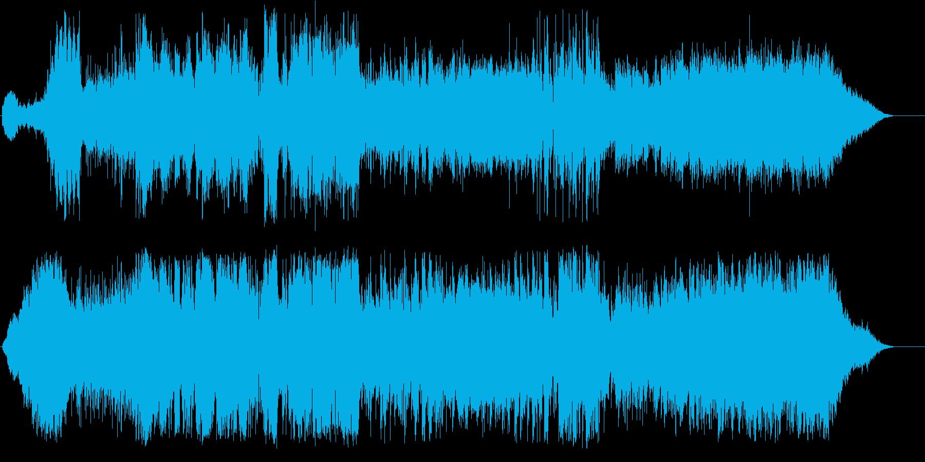深まる謎を解きあかす冒険者のBGMの再生済みの波形
