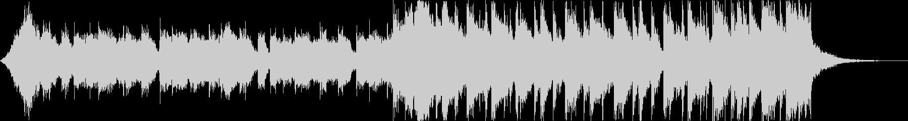 洋楽トラップヒップホップパリピEDMcの未再生の波形