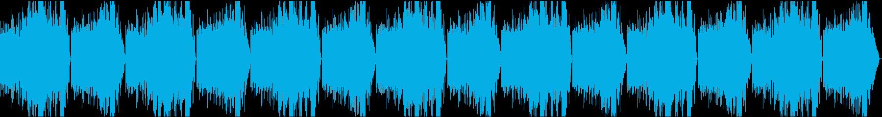 企業VP19 14分16bit48kHzの再生済みの波形