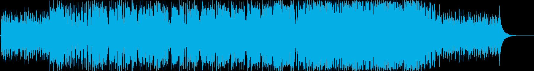 【1コーラス】懐かしい感じの歌物楽曲。の再生済みの波形