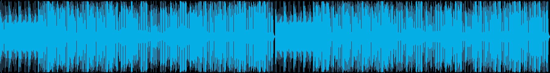 8bit:笑顔:日常:ダンス【ループ】の再生済みの波形