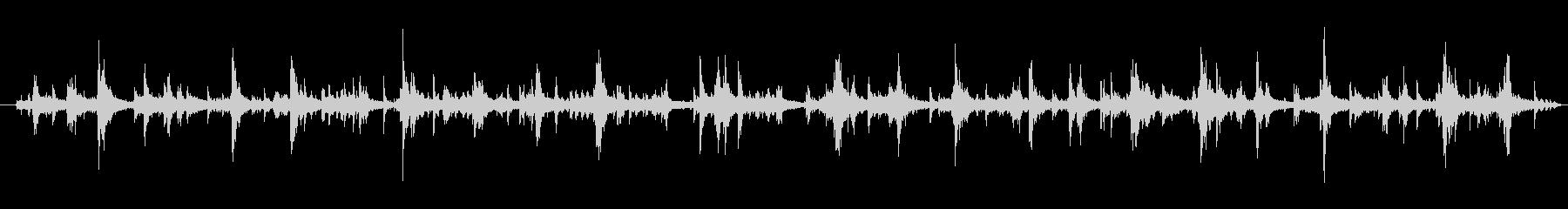 ハーネス 実行02の未再生の波形
