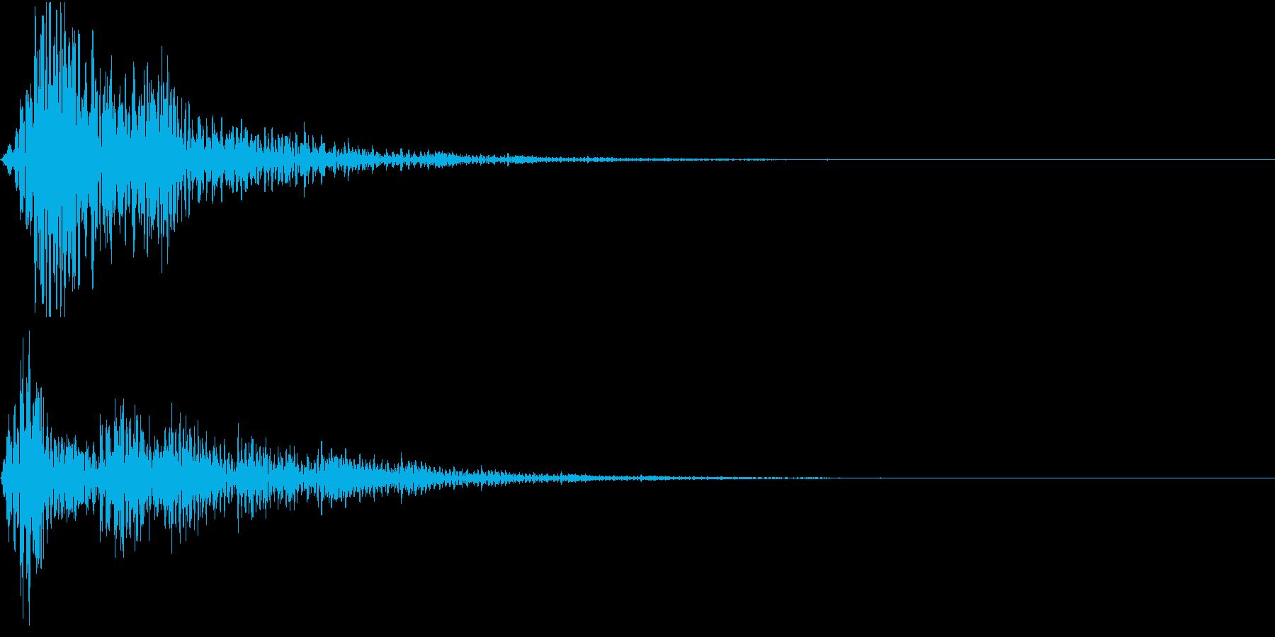 Mononoke もののけ 妖怪 現るの再生済みの波形