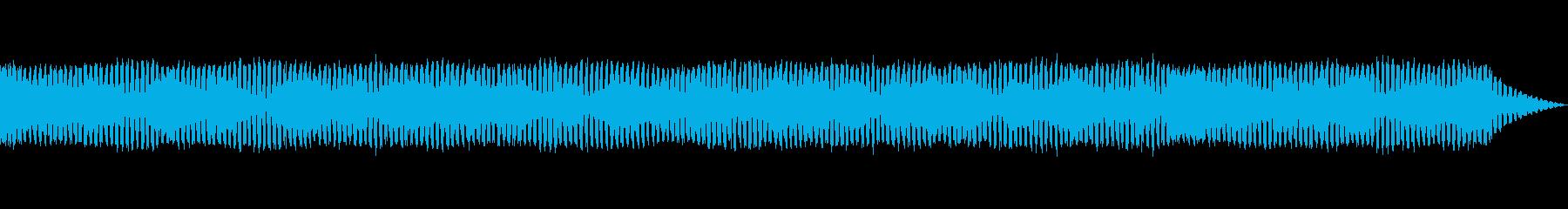 【生録音】風情のある日本の秋の虫の声 1の再生済みの波形