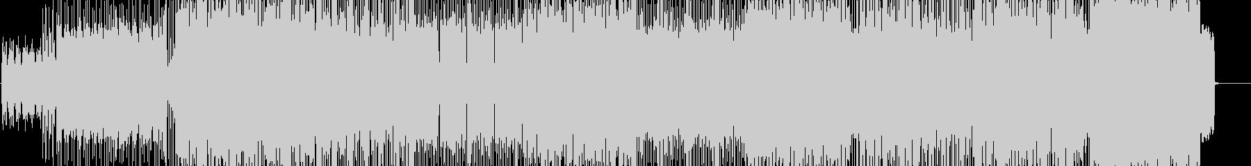 「HR/HM」「DARK」BGM37の未再生の波形