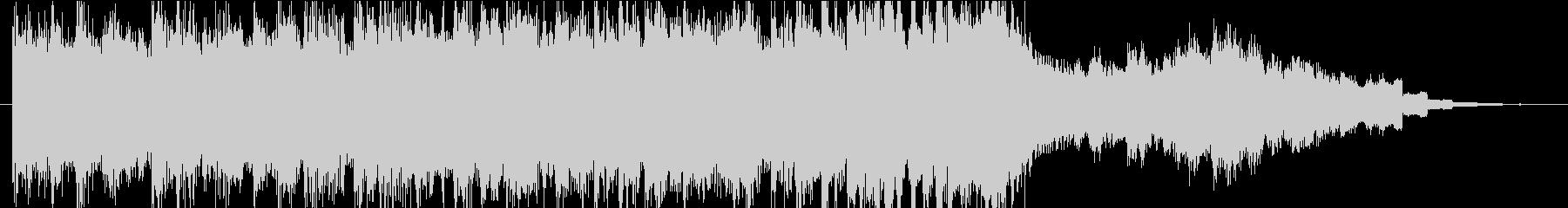 ポップロックインストゥルメンタル。...の未再生の波形