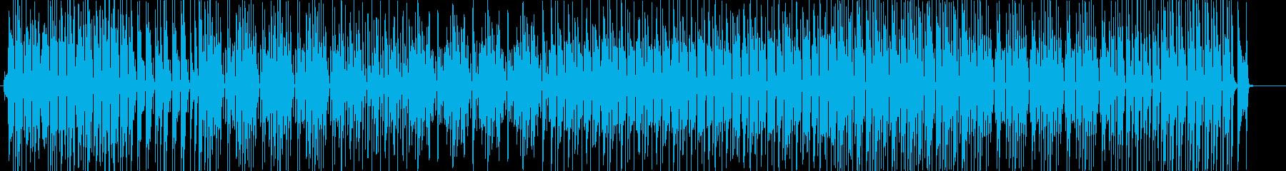 コミカル-ゆるい-アニメ-ゲーム-生き物の再生済みの波形