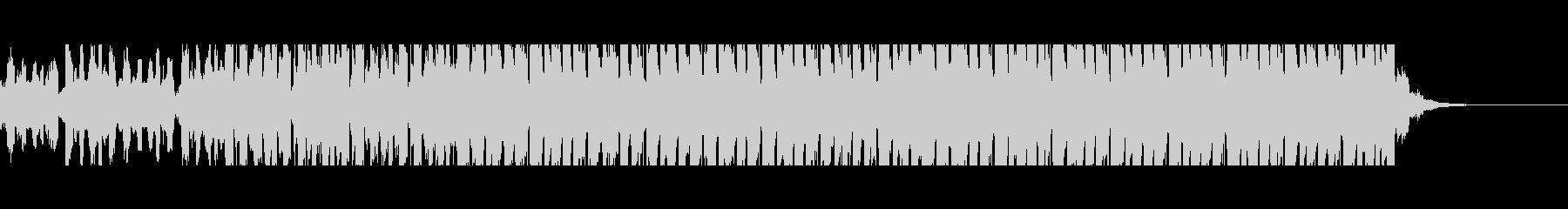 アラビアの夢(60秒)の未再生の波形