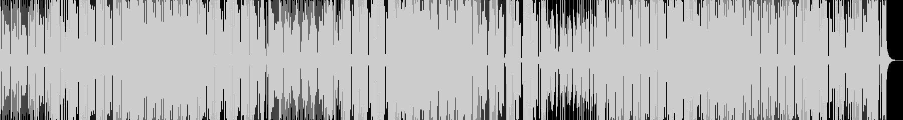 サイバー・EDM・エレクトロ・ダンスの未再生の波形
