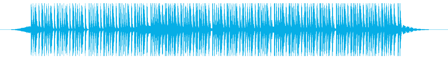 ファッションウィーク(60秒)の再生済みの波形