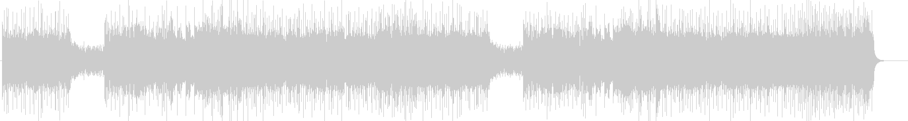 「HR/HM」「DEATH」BGM270の未再生の波形