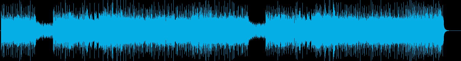 「HR/HM」「DEATH」BGM270の再生済みの波形